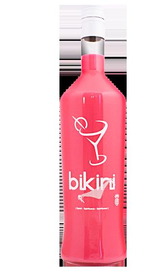 Bouteille Cocktalis Bikini