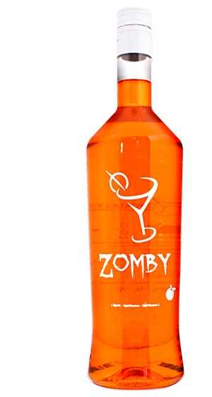 Bouteille Cocktalis Zomby
