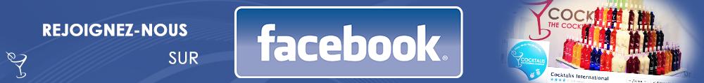 Rejoignez Facebook Cocktalis